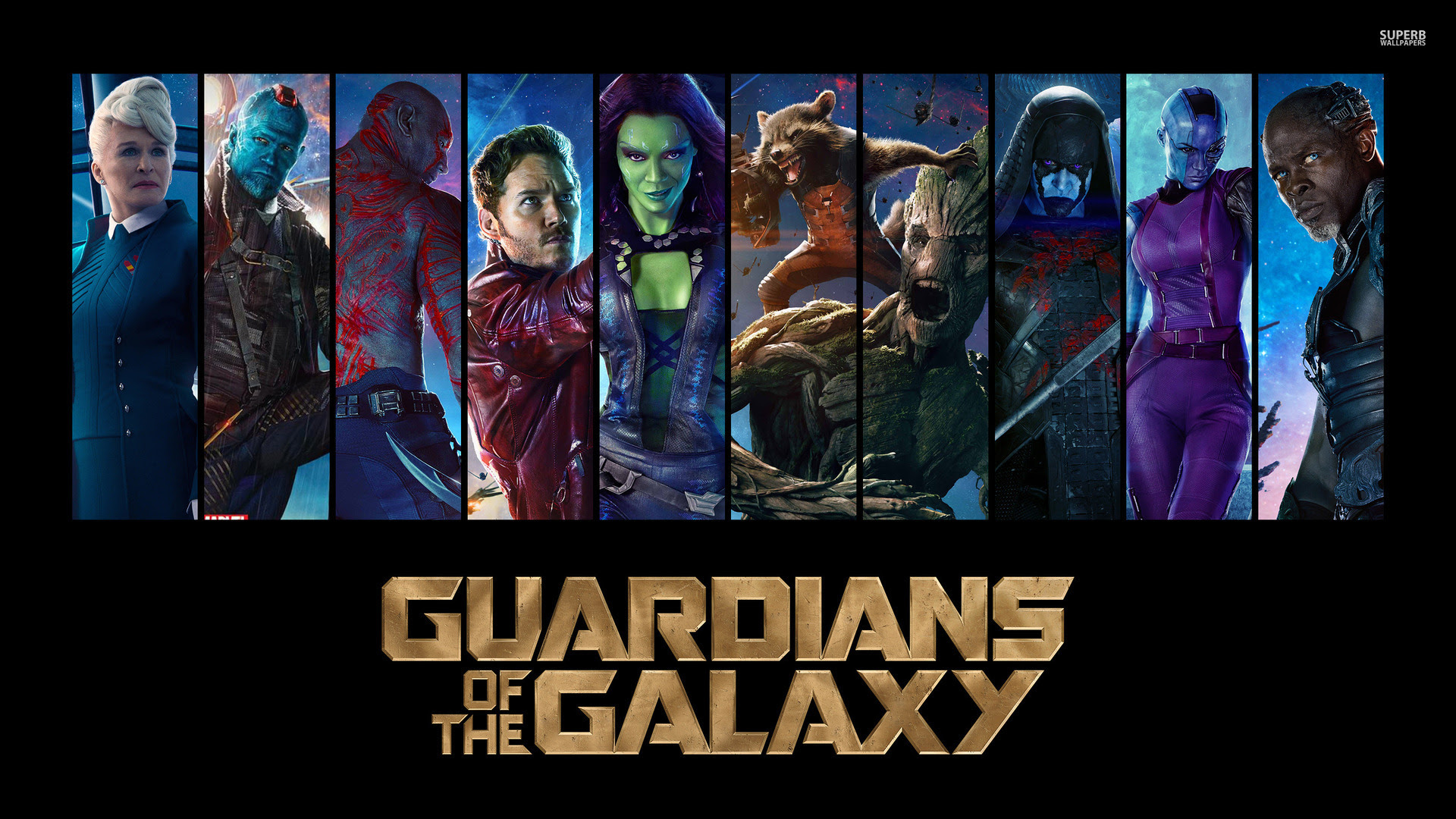Guardians Of The Galaxy Wallpaper 1920x1080 8181