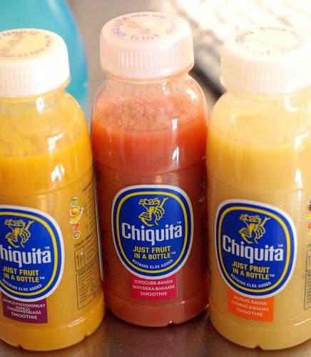 chiquita smoothies