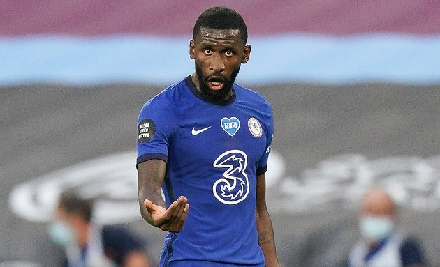 Chelsea defender Rudiger turn down Tottenham move on the transfer final day