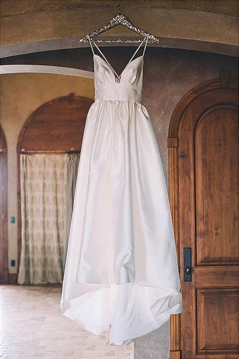 every wedding dress needs a sequin hanger {meet the design