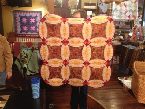 Double Wedding Ring Class ? Chattanooga Quilts