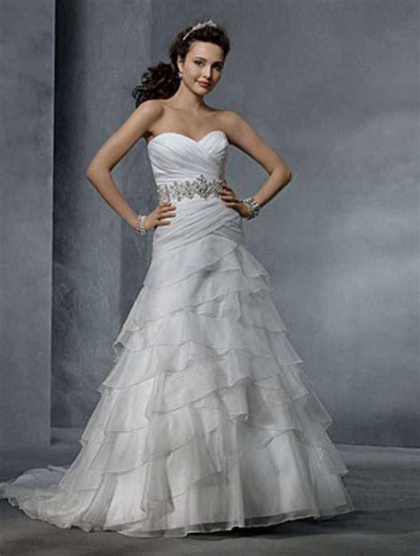 Alfred Angelo Style 2314 Wedding Dress   Tradesy