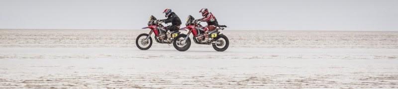 Historic Dakar Rally fifth place finish for Laia Sanz