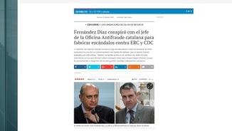 """Imatge del web de """"Público"""""""