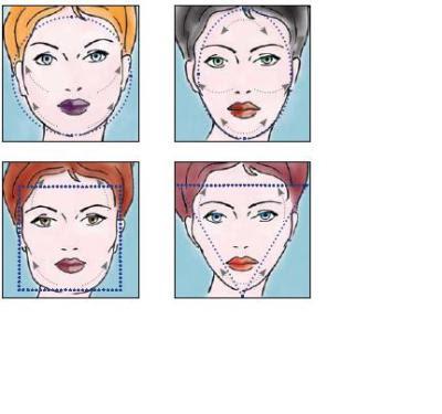 Frisur Gesicht Schmaler Wirken Lasst Stilvolle Frisur Website Foto