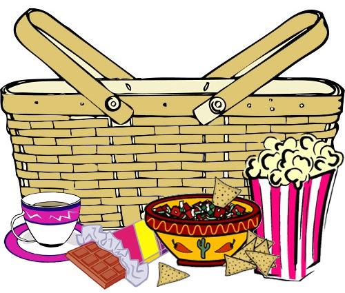Picnic Cartoon Basket Sermegans Blogspot Com