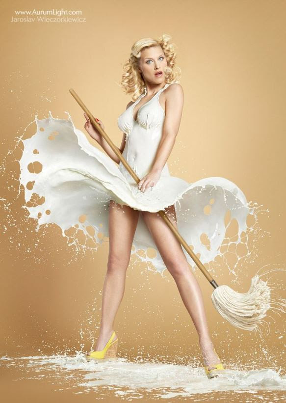 milky PinUp 104