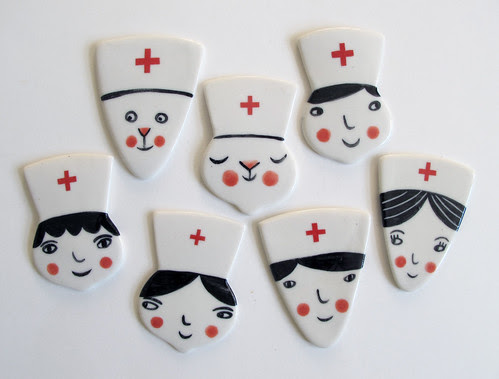skjuksköterskor 7