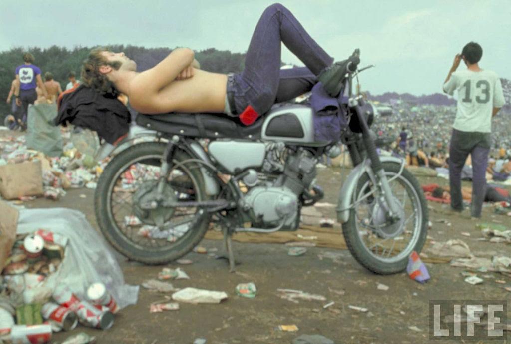 O festival de Woodstock em números e imagens 19
