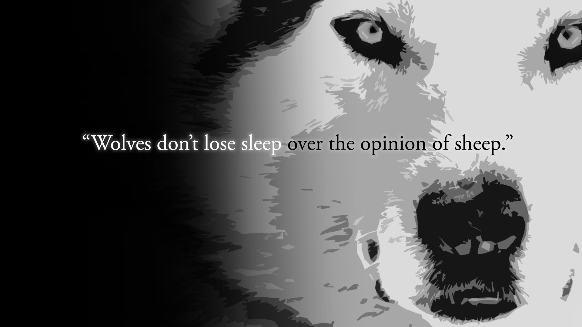 Lone Wolf Quotes About Strength Animalcarecollegeinfo