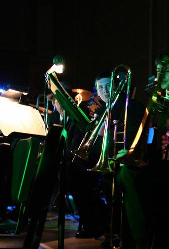 swing band night