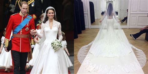 9 Of The Most Expensive Celebrity Wedding Dresses Ever