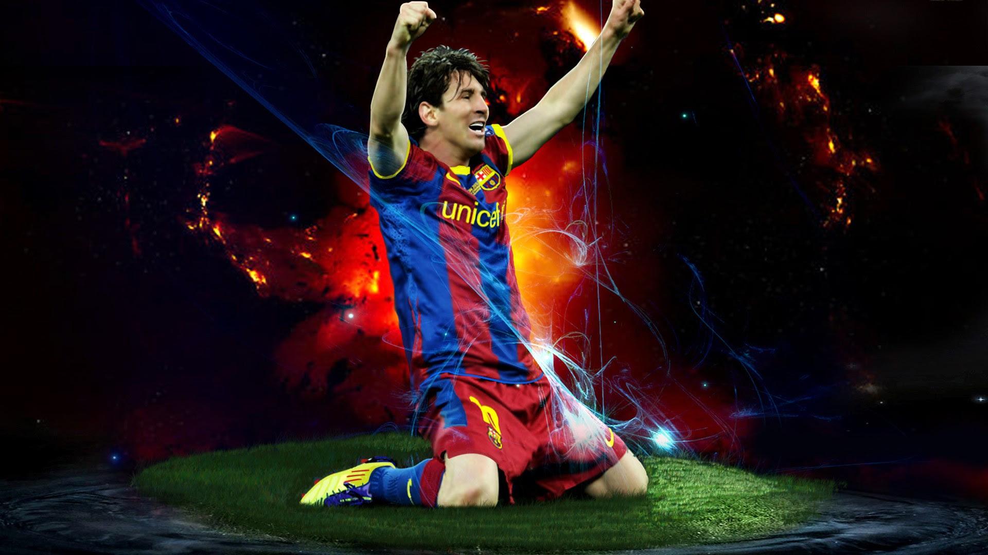 Full HD Lionel Messi 1920×1080 Wallpapers | PixelsTalk.Net