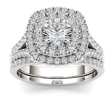 Imperial Diamond   Imperial 2 Carat T.W. Diamond Double