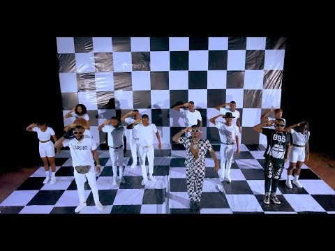 Attitude-Harmonize ft Awilo Longomba & H baba - ( Music Video) From Konde Gang