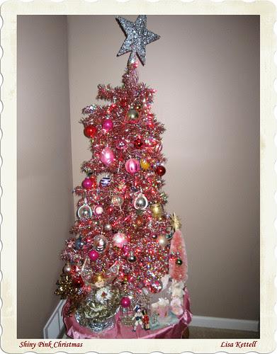 Shiny Pink Christmas! 3
