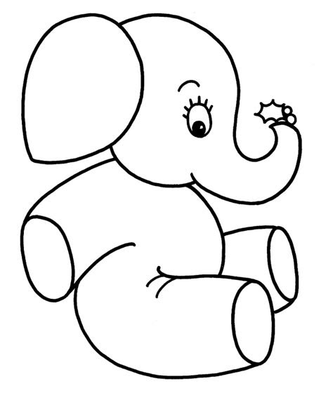 coloring pages animals coloring pages baby