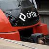 Um dos dois novos trens da CPTM do Expresso Leste, da linha 11-coral