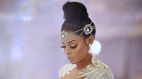 Keyshia Ka?oir Wedding Dress: Must See Photos & Pictures