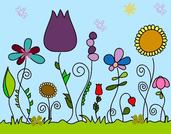 Dibujo De Un Bonito Dibujo Pintado Por Juguitos En Dibujosnet El