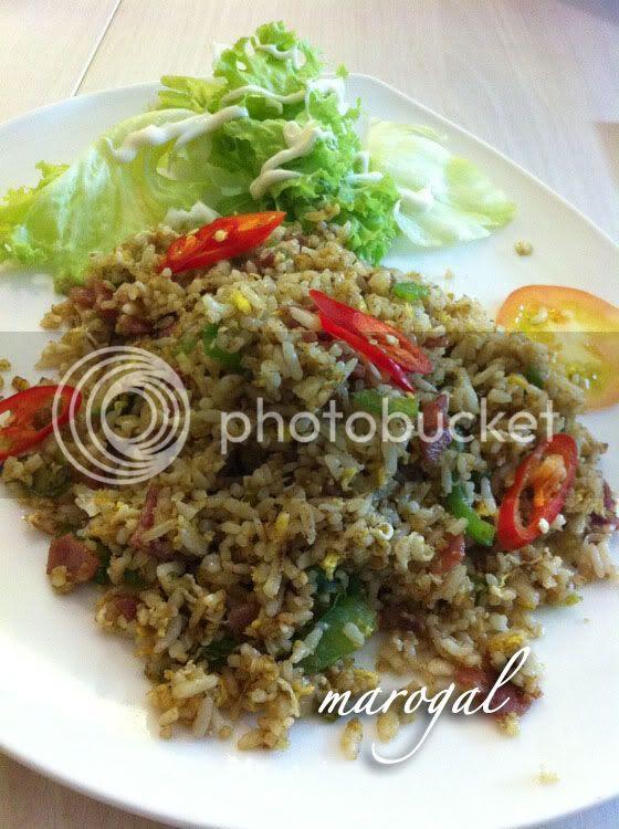 maro^gal food paradise: Coffee Chemistry Signature (set Lunch) @ First Subang, Subang Jaya