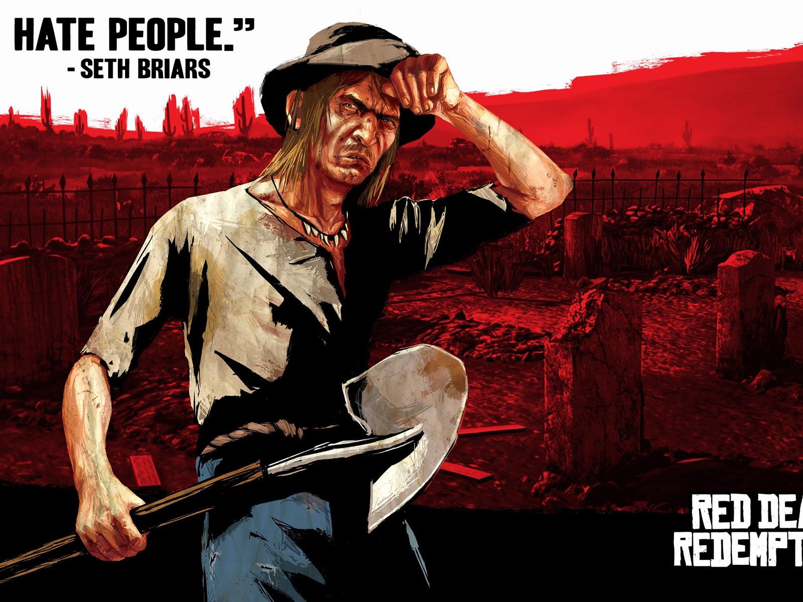 Red Dead Redemption Hd Wallpaper 23 1600x1200 Wallpaper