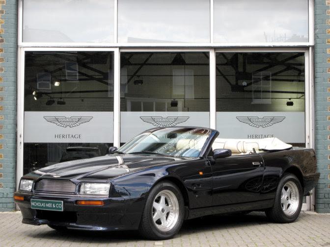 Aston Martin Virage Volante - LHD