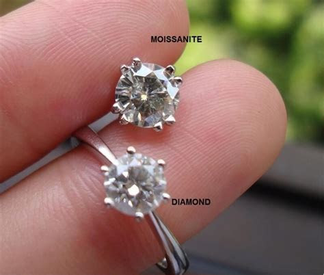 Moissanite as Alternative to Diamond Engagement Ring