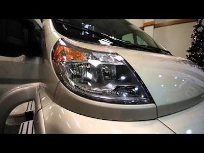 Three RV videos: Roadtrek Zion, American Coach Eagle & Pleasure-Way Lexor TS