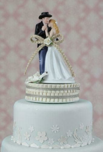 country wedding cake toppers ebay
