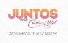 "Cristina Mel irá estrear como apresentadora de TV no programa ""Juntos"""
