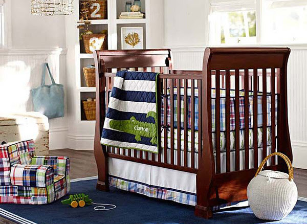 20 Baby Boy Nursery Rooms Theme and Designs | Home Design Lover