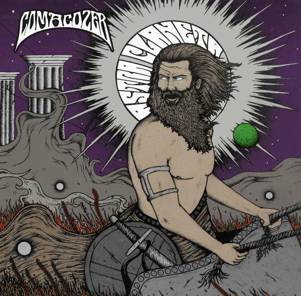 Comacozer – Astra Planeta Album Cover