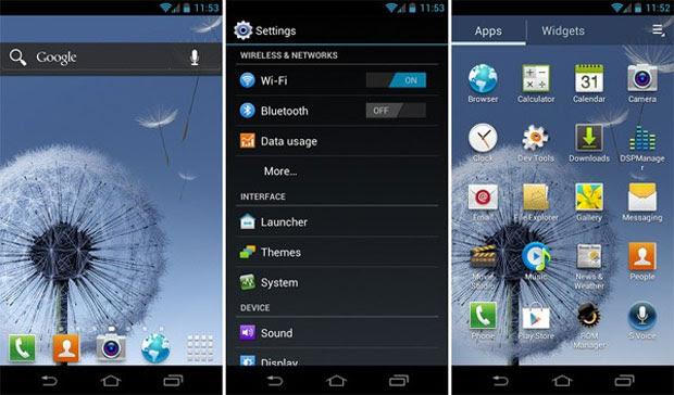 Pack pode deixar o Galaxy X com uma cara mais atual (Foto: Reprodução)