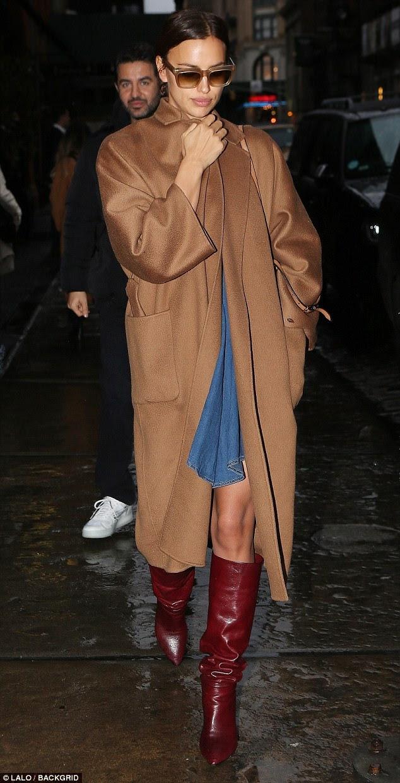 Fashion it girl! The Russian model has wowed in two runway shows at New York Fashion Week so far—Philipp Plein andBottega Veneta