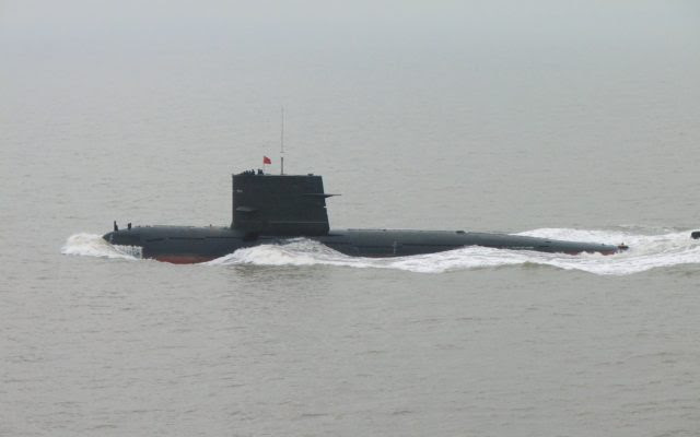 Song-class Submarine by: SteKrueBe - Own work - CC BY-SA 3.0
