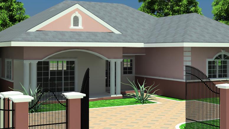 Ghana House Plans –
