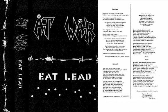 At War - Eat Lead
