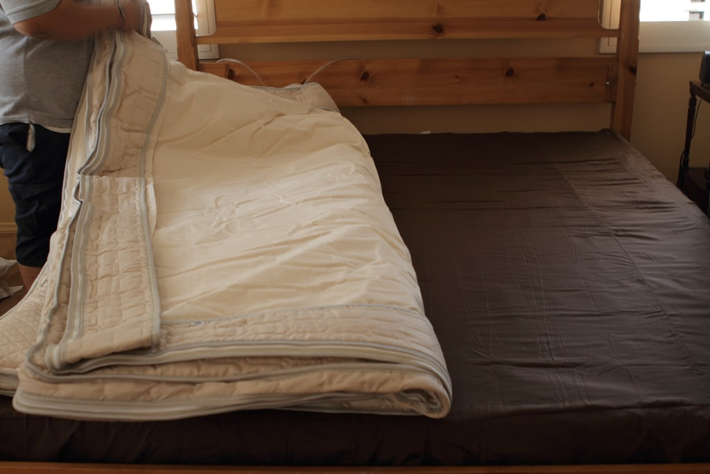 Sleep Number i8 Bed Review - Jessica Gottlieb