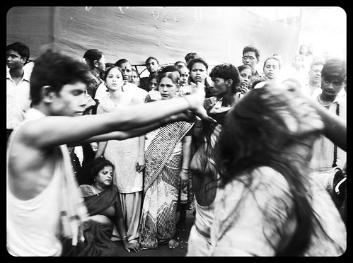 The Devi Enters the Human Body Extreme Possession by firoze shakir photographerno1