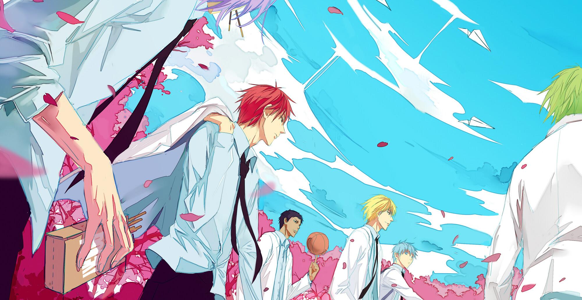Anime Kuroko No Basket Wallpaper Backgro 黒子のバスケ 壁紙