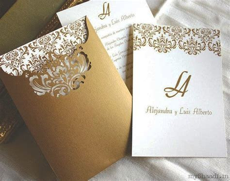 Indian Wedding Cards on Pinterest   Hindu Weddings
