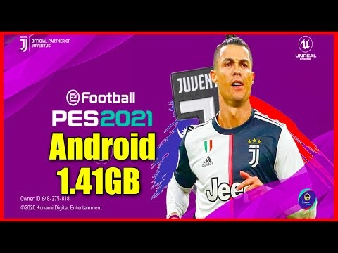PES 2021 APK OBB download (eFoorball) For Android Devices