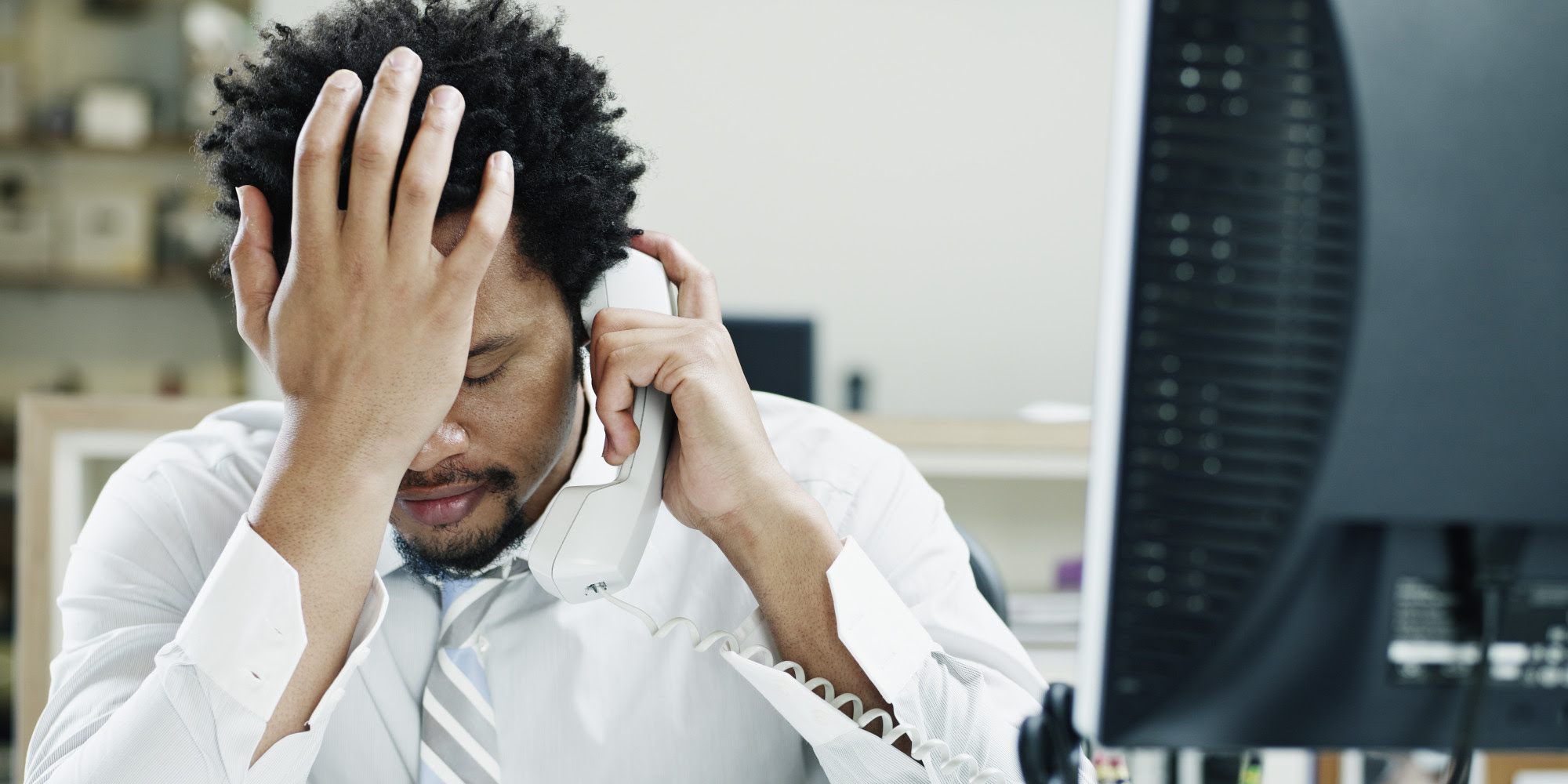 Stress At Work On The Increase, Claims CIPD | HuffPost UK