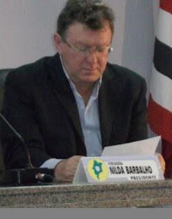 Prefeito Aristides Milhomem