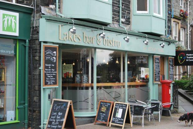 Lakes Bar Bistro, Keswick, England
