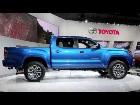 Shopping for a new Toyota Tacoma?