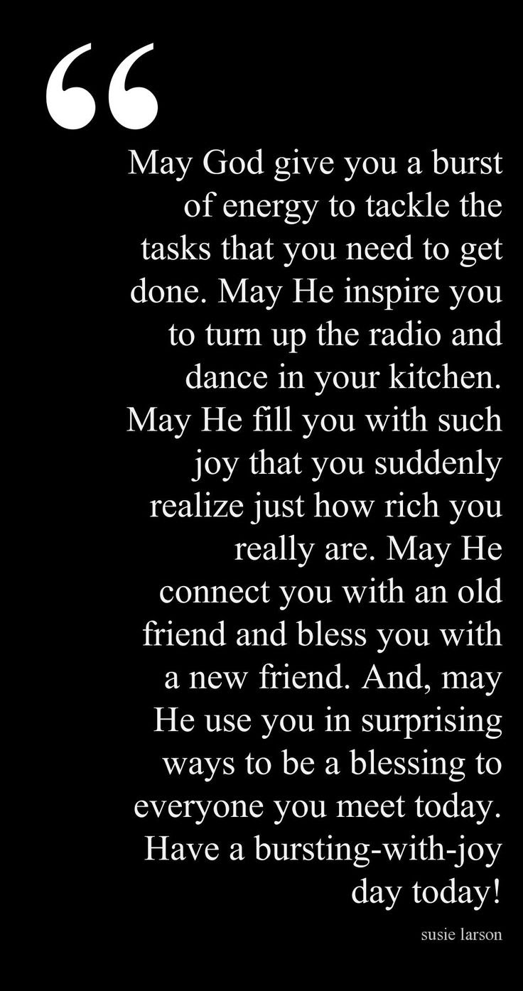 A great way to start off the day!! Start A Day Blessing by Susie Larson.. I hope all my pinterest friends have a blessed day!! :-))