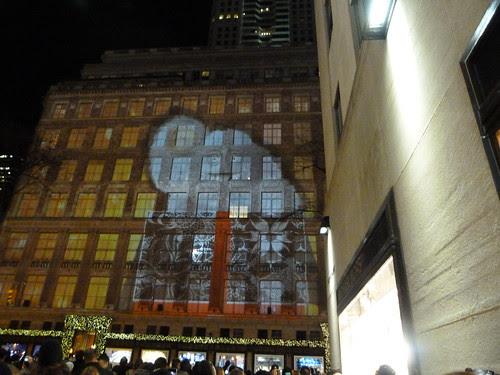 Saks, Fifth Avenue, NYC