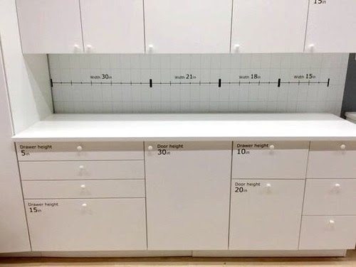Kitchen cabinet bases from IKEA?